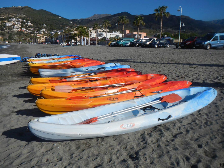 Kayak y Paddle Surf