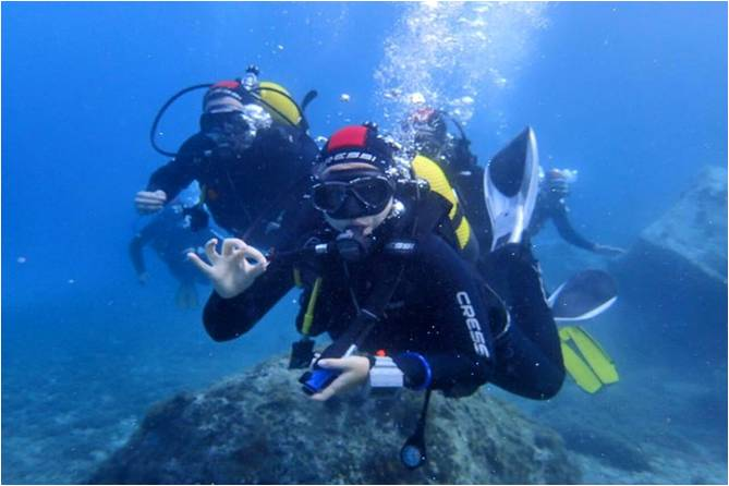 Curso de Buceo Open Water Diver