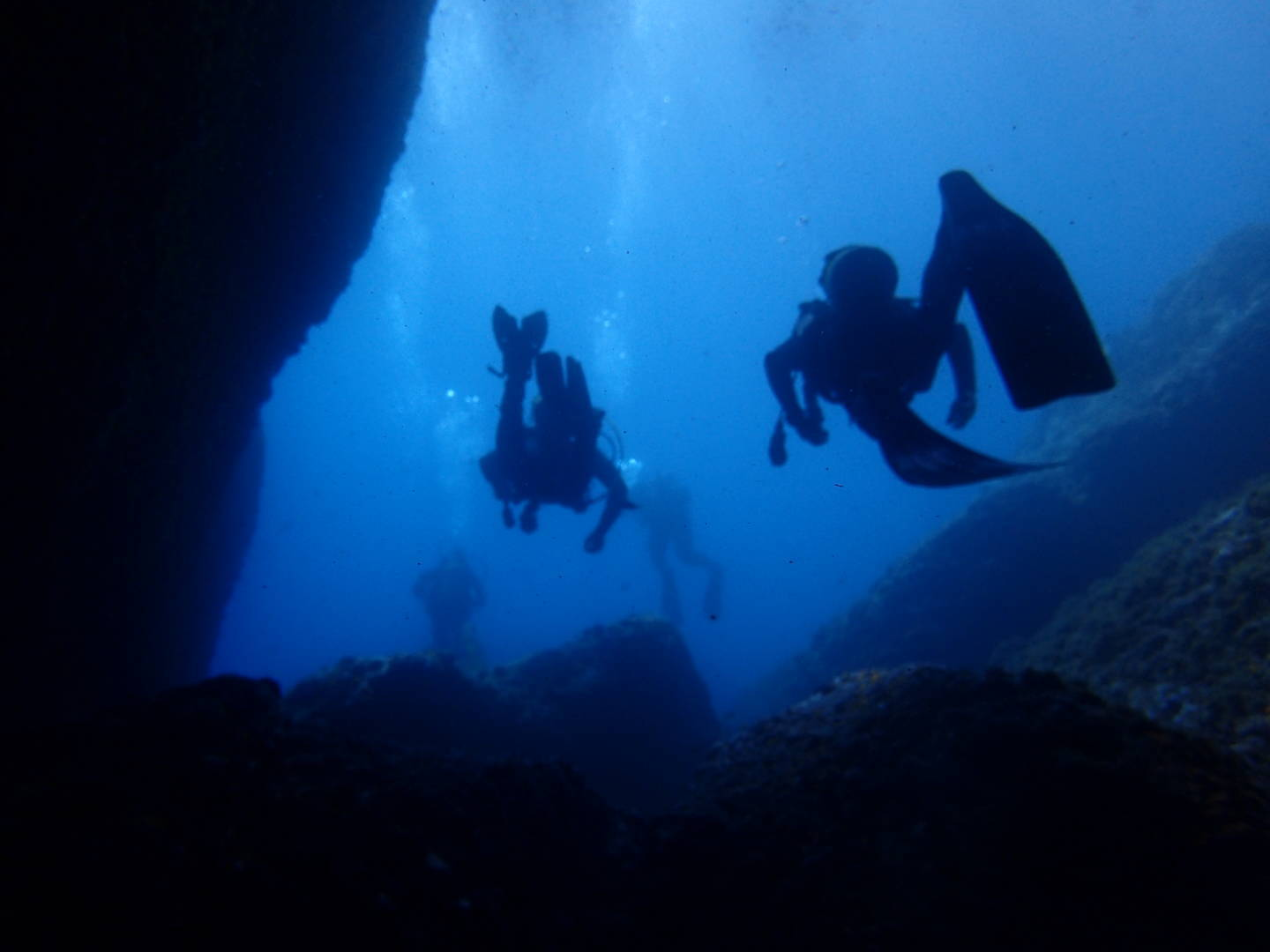 Los beneficios del buceo