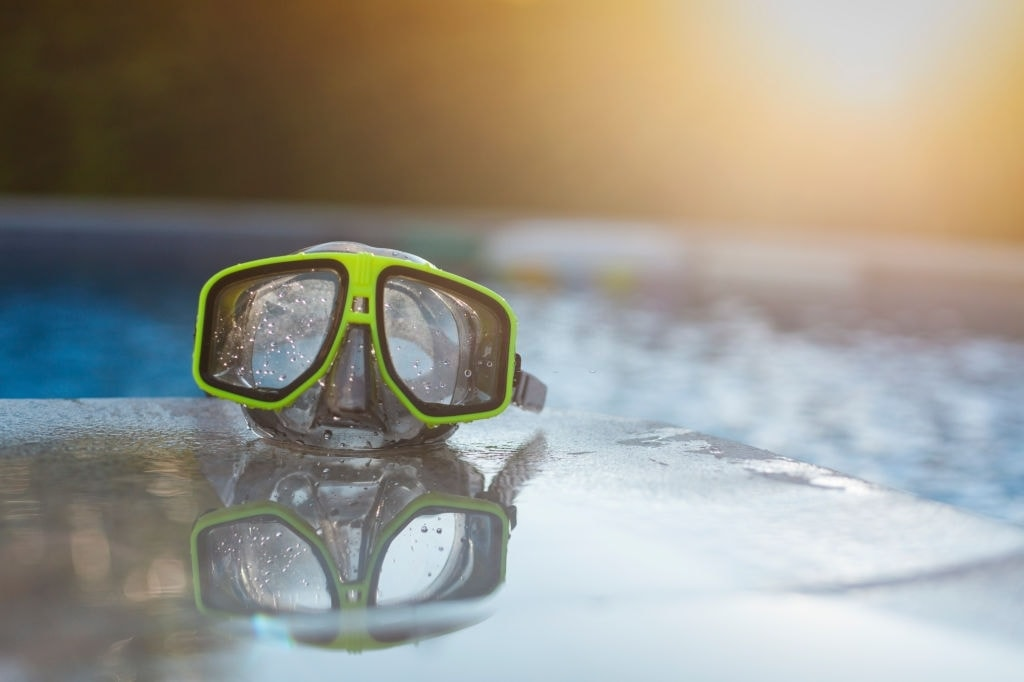 8 métodos eficaces para evitar que se empañen las gafas de buceo