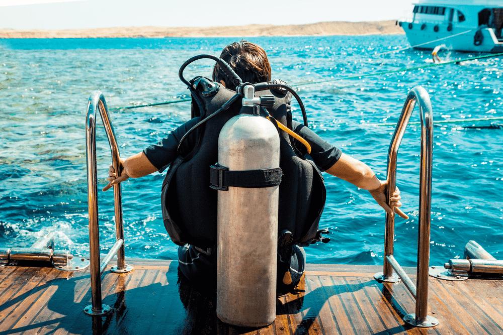 Botella de buceo: Tu aliada en las profundidades