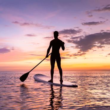 Beneficios del Paddle Surf, algo más que remar