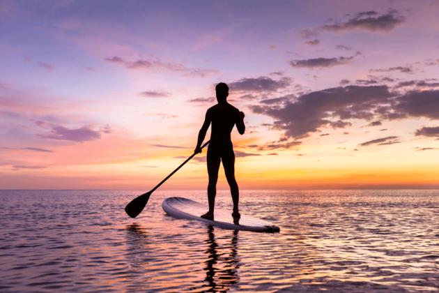 Paddle surf, algo más que remar
